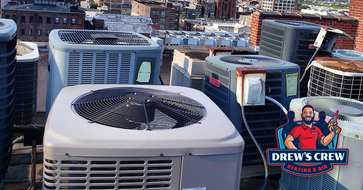 Professional Air Conditioner Repair in Mount Laurel, NJ