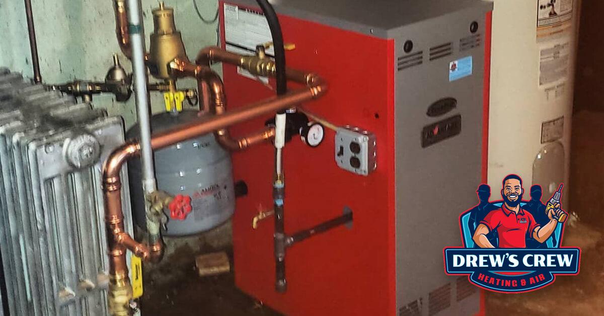Certified Gas Boiler Installation in Bensalem, PA