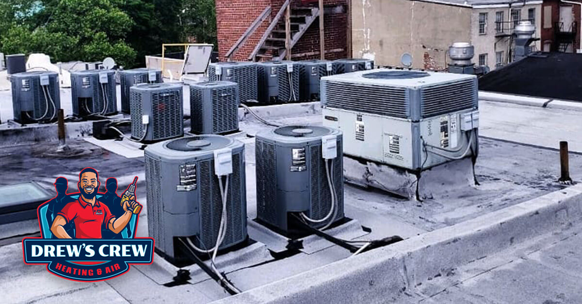 Professional HVAC Replacement in Cherry Hill, NJ