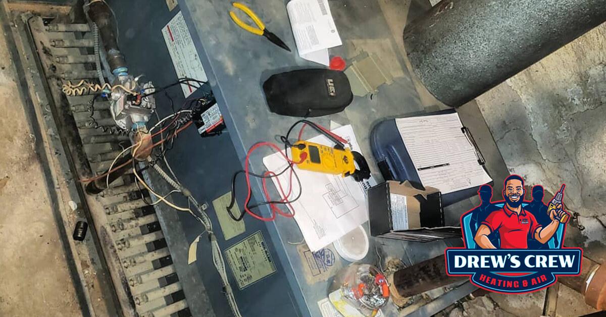 Professional Gas Boiler Tune-up in Mount Laurel, NJ