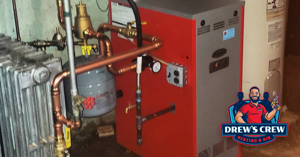 Certified Gas Boiler Replacement in Newtown, PA