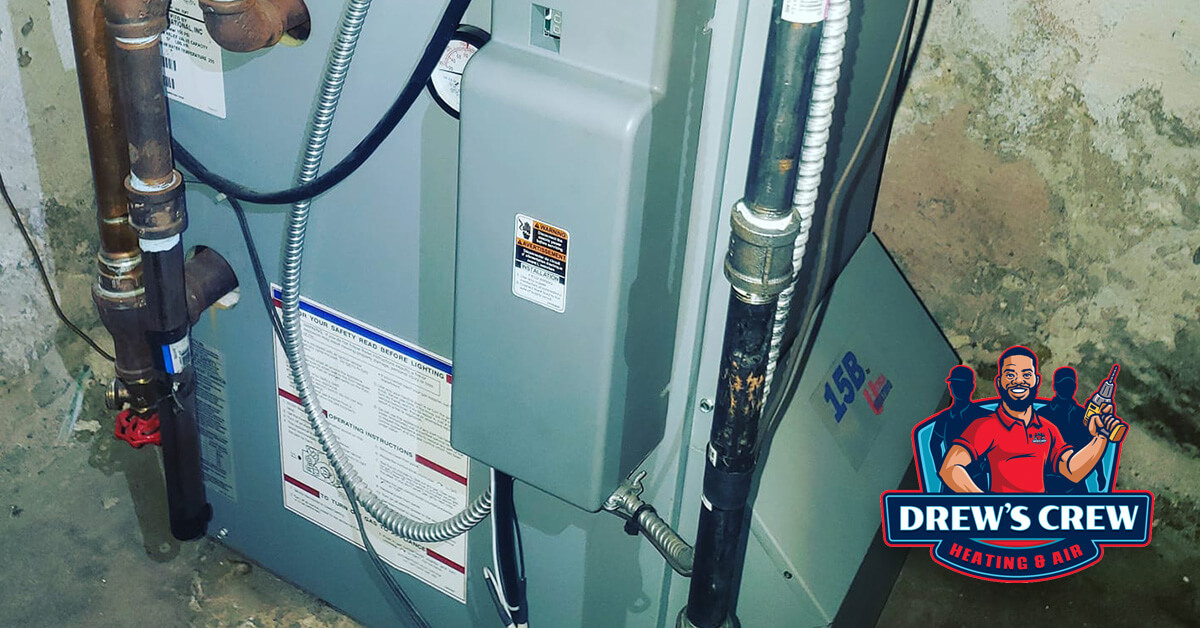 Professional Gas Boiler Tune-up in Newtown, PA