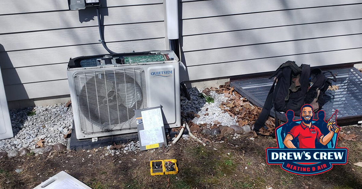 Professional Heat Pump Tune-up in Levittown, PA