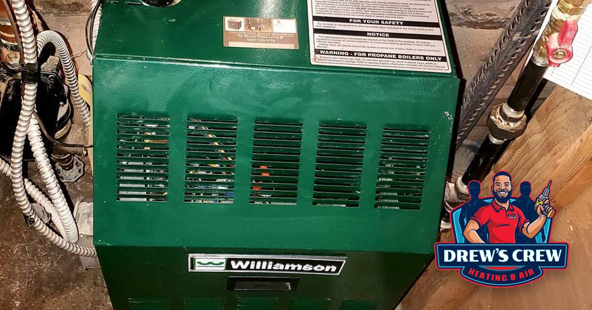 Certified Gas Boiler Repair in Morrisville, PA