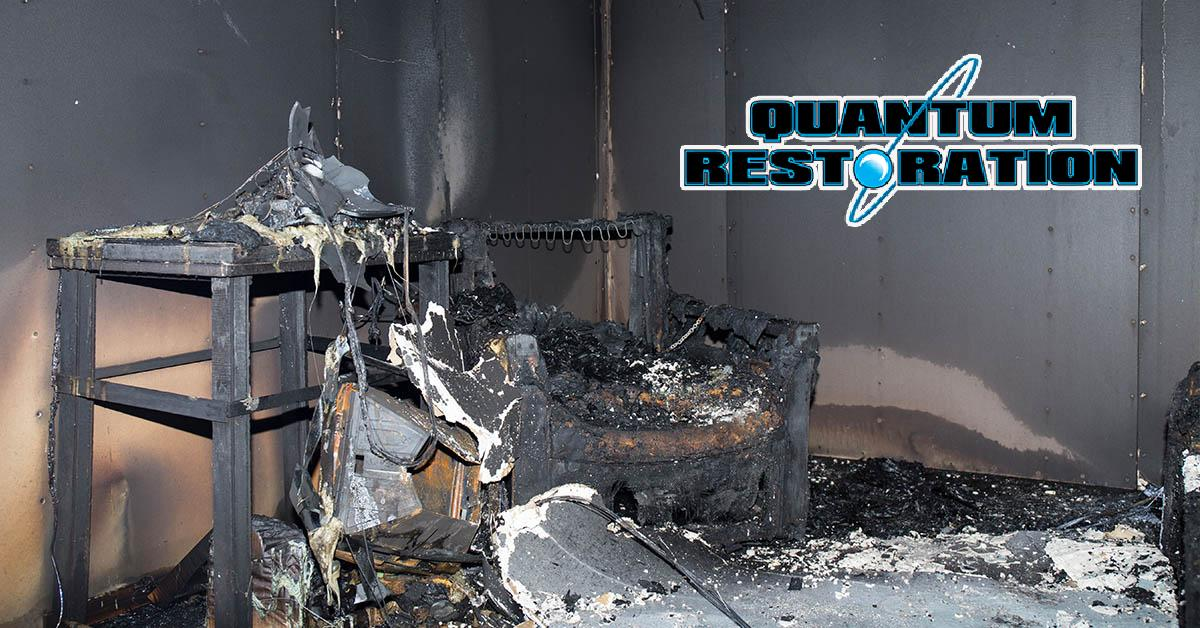 Certified Fire and Smoke Damage Mitigation in Orlando, FL