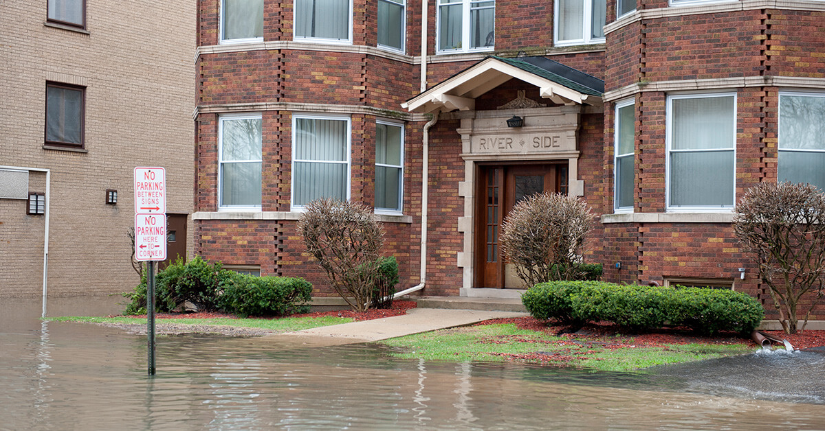 Professional Water Damage Mitigation in Pennsauken, NJ