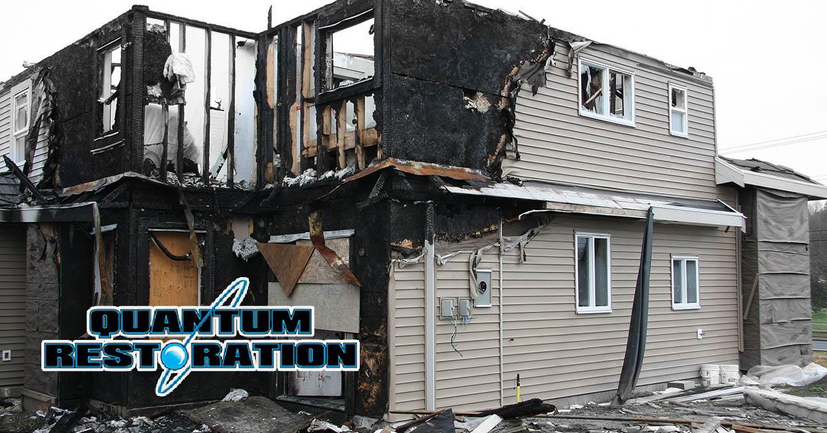 Certified Fire and Smoke Damage Restoration in Clarcona, FL