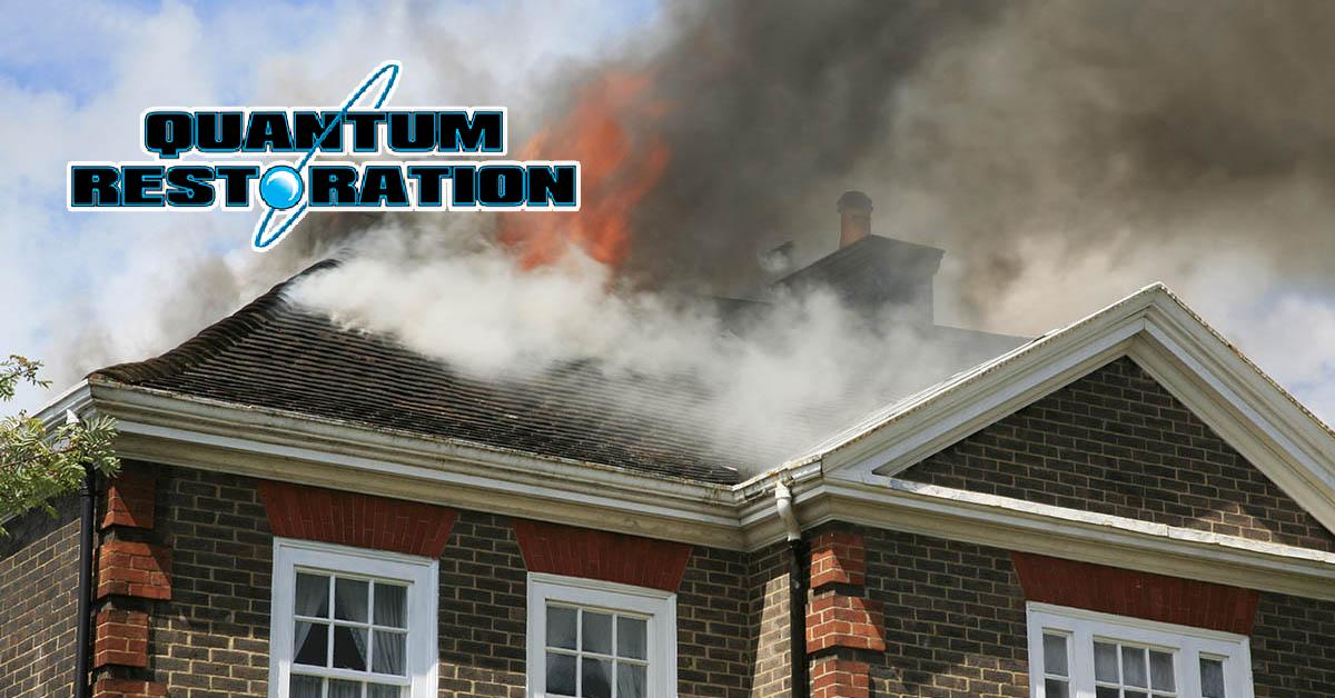 Certified Fire Damage Cleanup in Maitland, FL