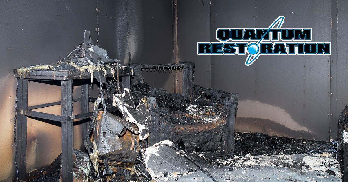 Professional Fire Damage Restoration in Conshohocken, PA