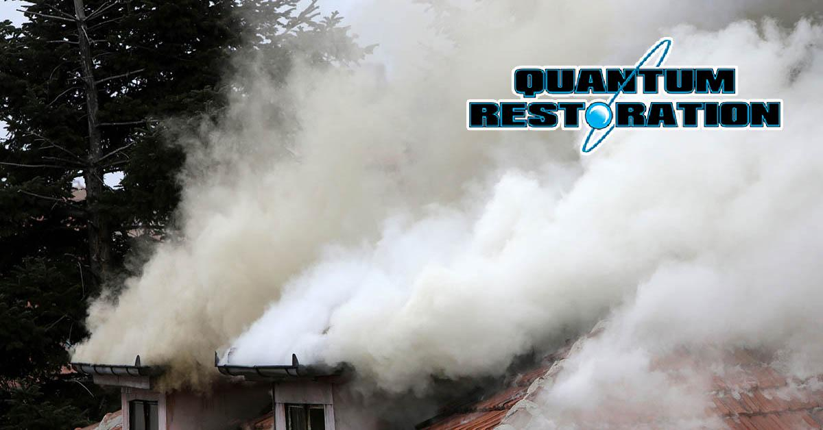 Professional Fire Damage Cleanup in Christmas, FL