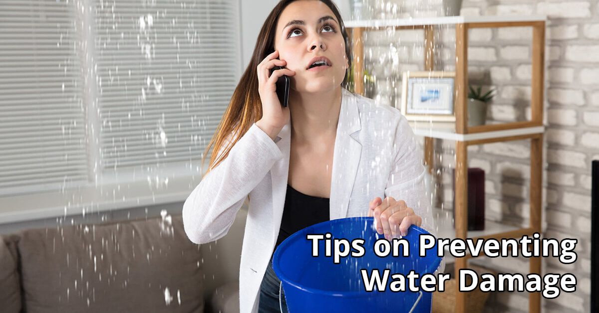Water Damage Tips in Bellmawr, NJ