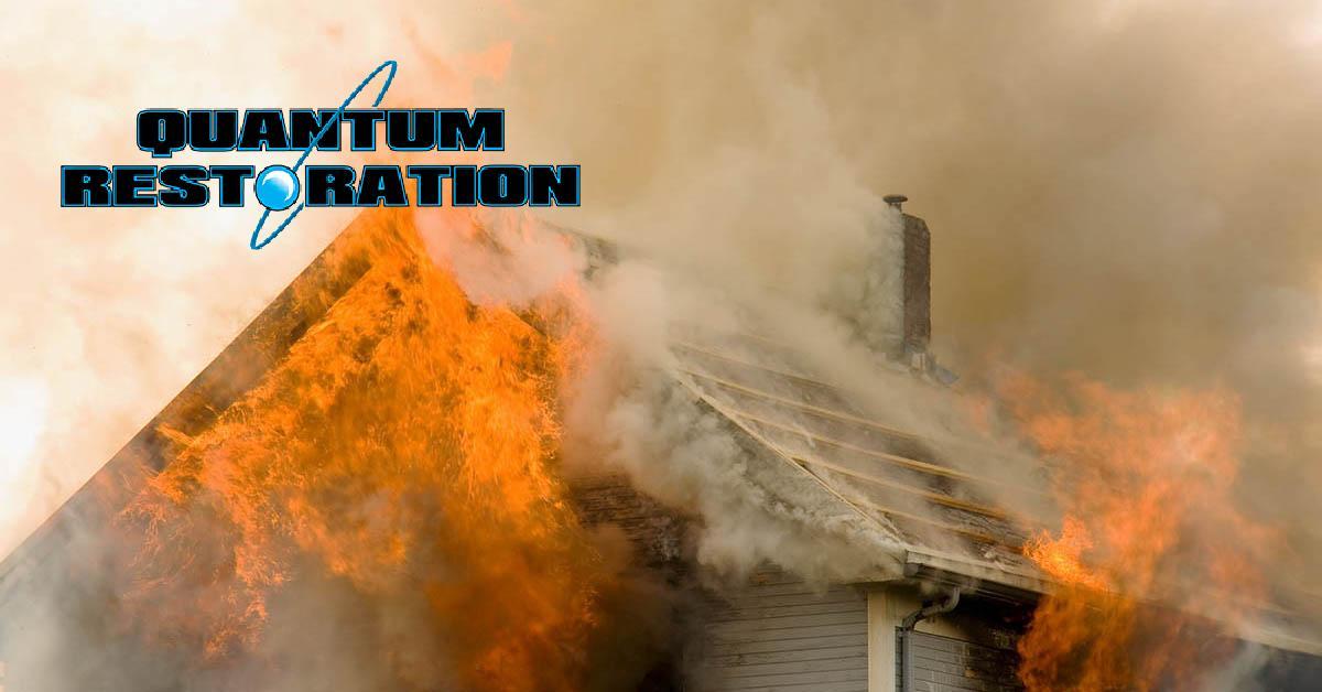 Professional Fire Damage Repair in Apopka, FL