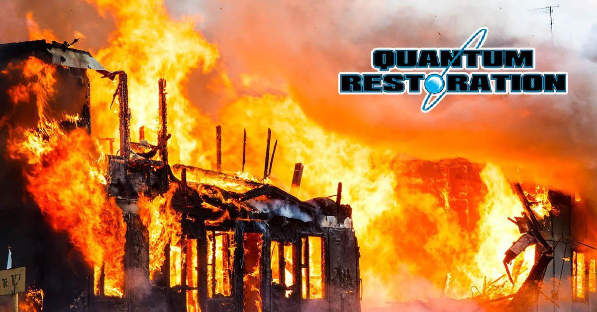 Professional Fire Damage Removal in Apopka, FL