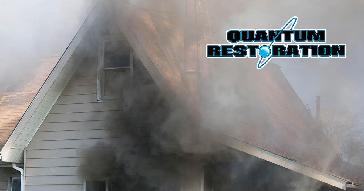 Professional Fire and Smoke Damage Restoration in Christmas, FL