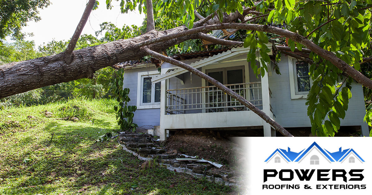 Highly-Rated Wind Damage Repair in Perry, OH