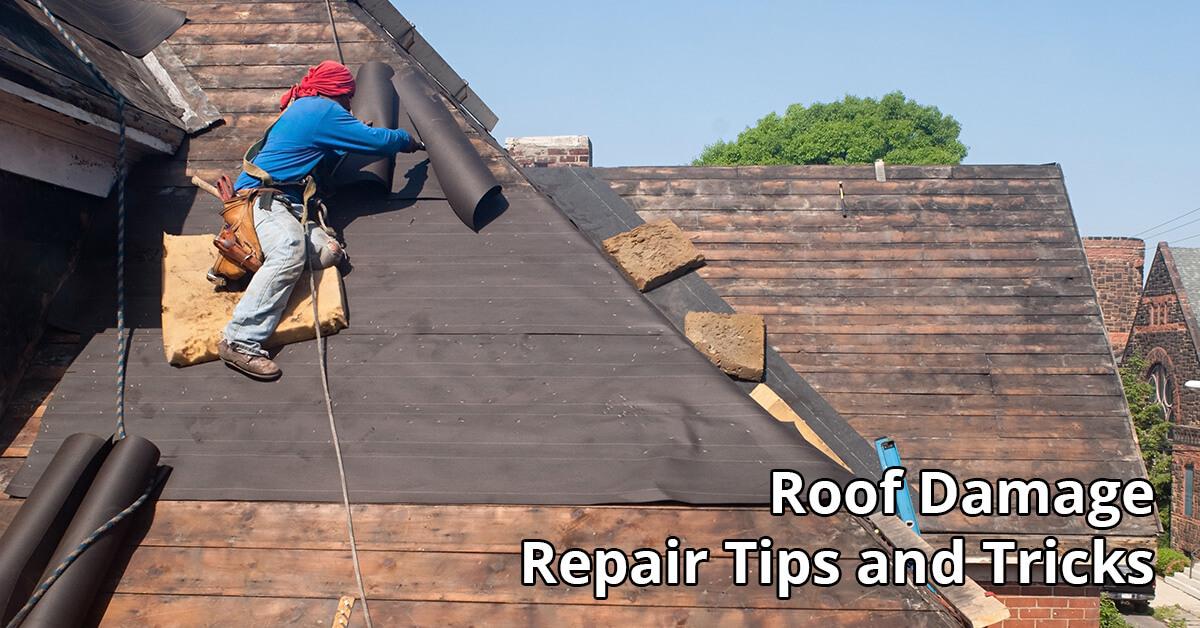 Roof Damage Repair Tips in Arkadelphia, AL