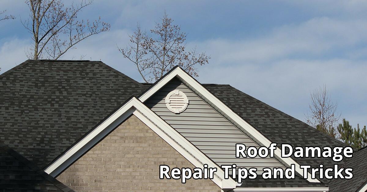 Roof Damage Repair Tips in Baileyton, AL