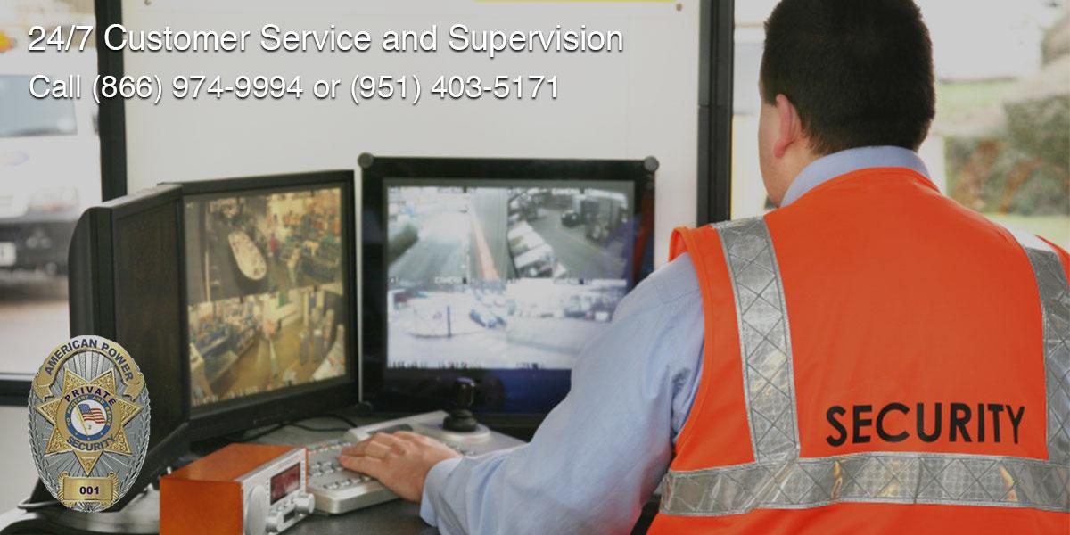 On-site Uniformed Officer in San Fernando Valley, CA