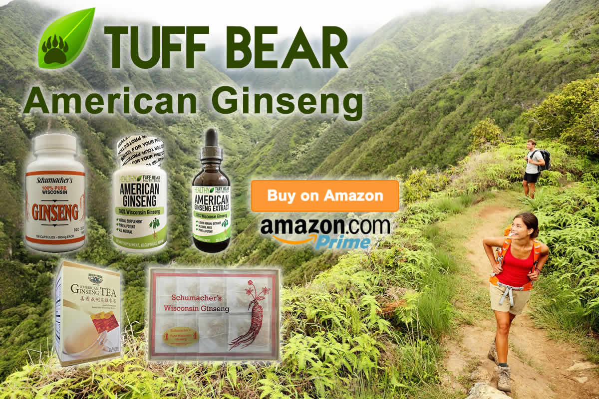Shop Now! New Wisconsin Ginseng