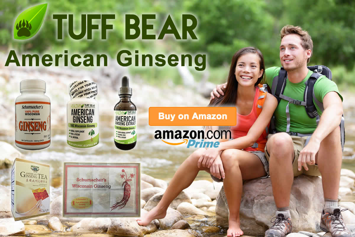Buy Now! New Wisconsin Ginseng