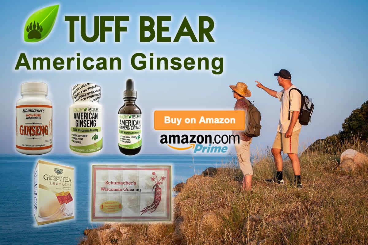 Shop Now! Best Wisconsin Ginseng