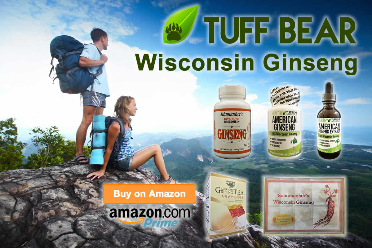 Don't Wait! Brand New Wisconsin Ginseng