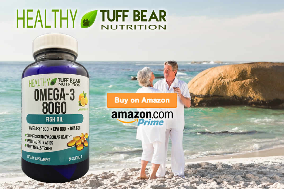 Get Now! Top Omega 3 Fish Oil Supplements