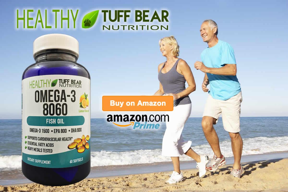 Shop Now! Top Fish Oil Supplements