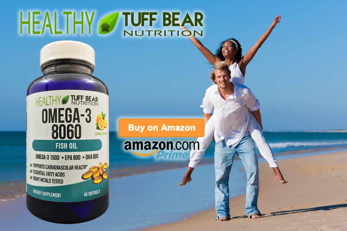 Buy Now! Top Fish Oil