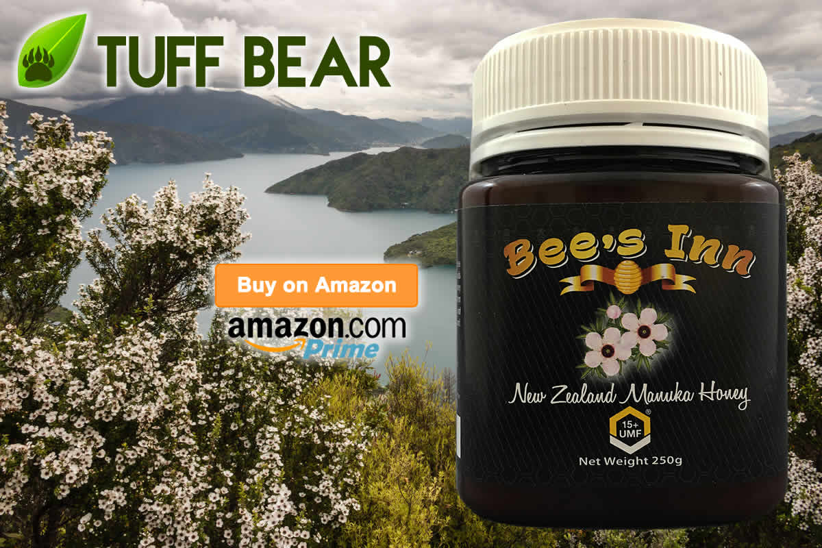 Shop Now! Best Manuka Honey UMF 15