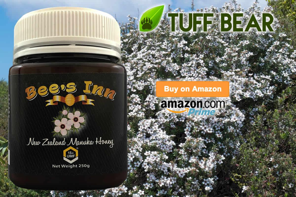 Get Now! Best Manuka Honey UMF 15
