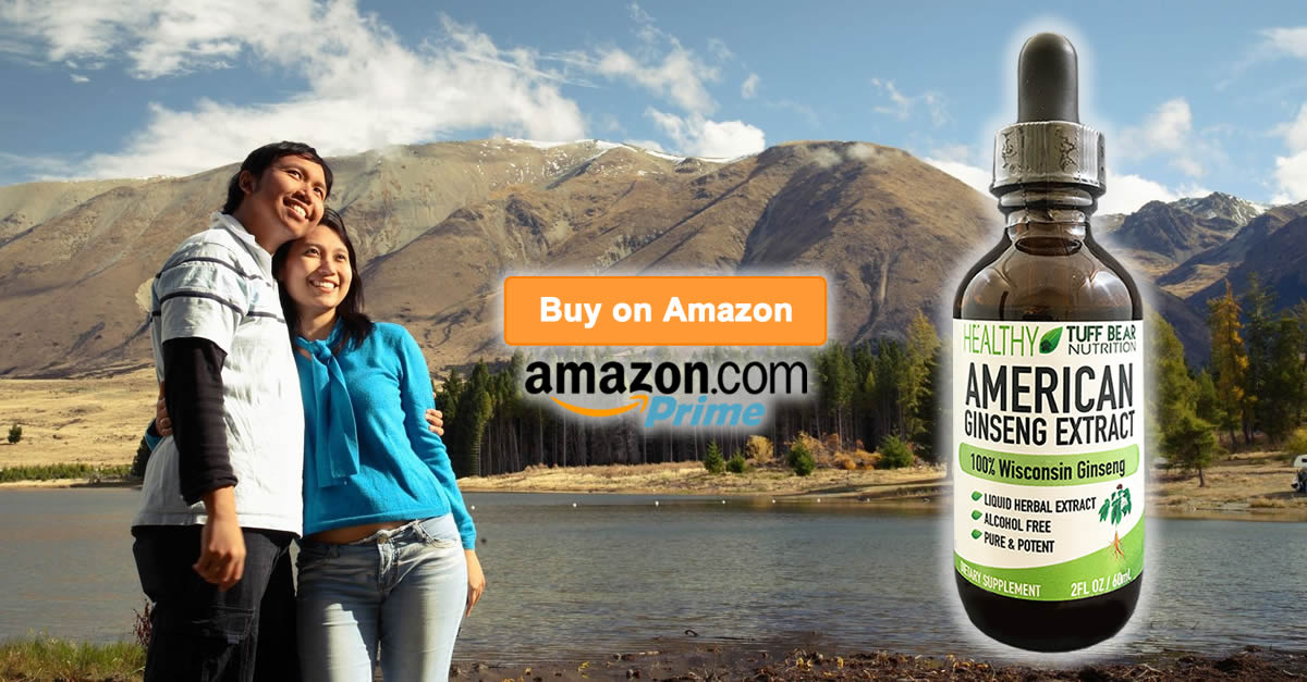 Buy Now! Brand New American Ginseng Extract
