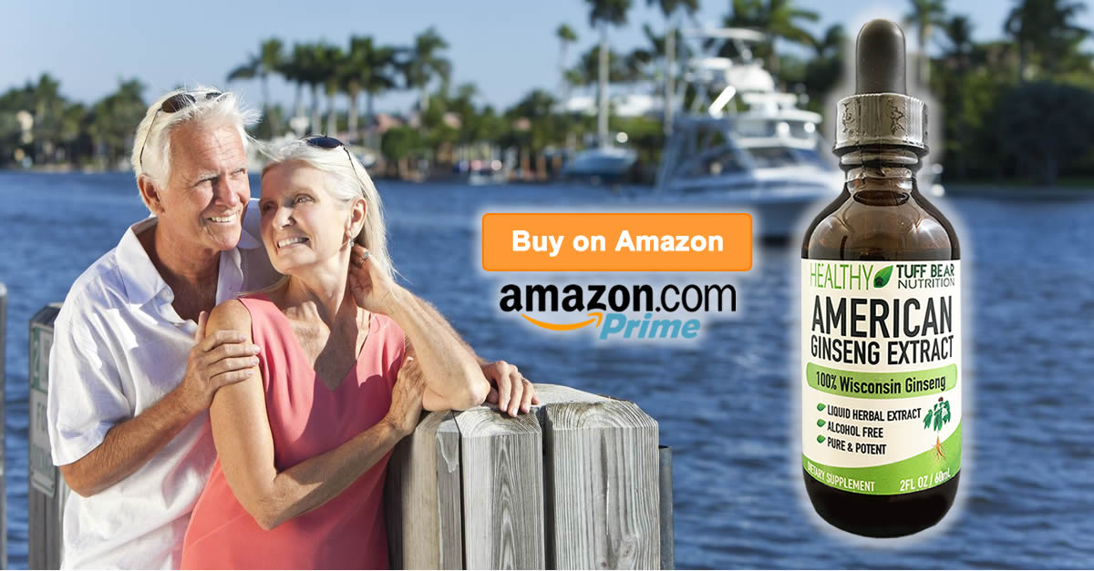 Don't Wait! New Wisconsin Ginseng Extract