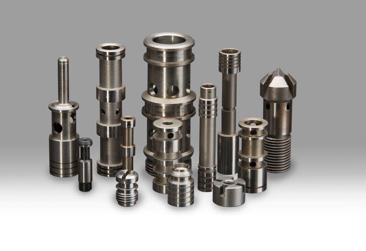 Custom Swiss Screw Machine Parts in Schaumburg, IL
