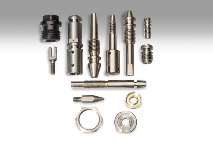 Custom CNC Turned Parts in Moline, IL