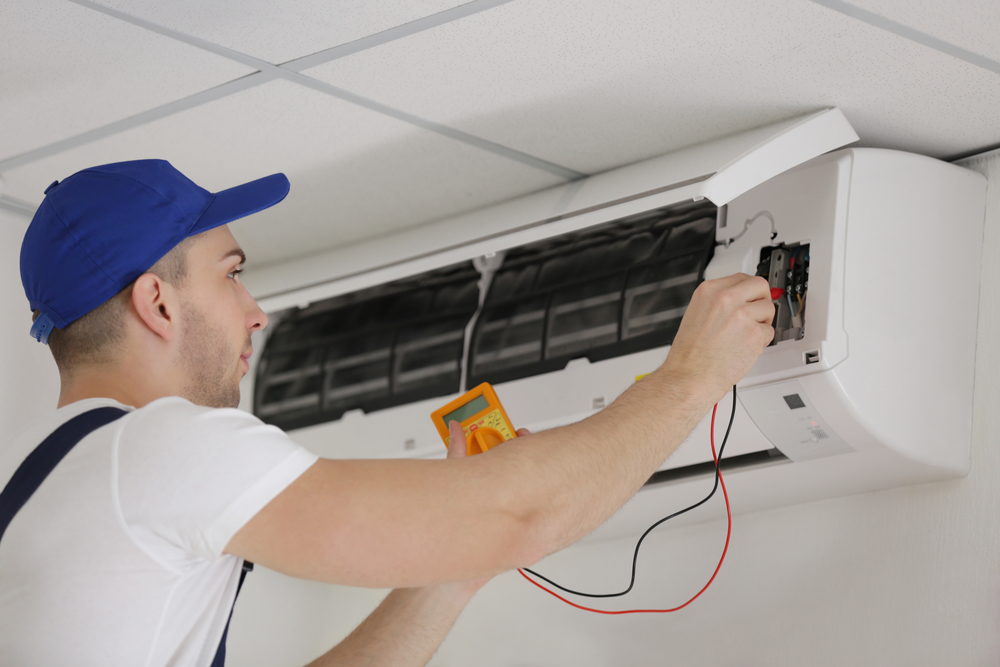 Commercial Electrical Company in New Virginia, Iowa