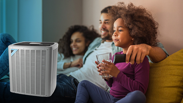 High Efficiency Air Conditioning In Spring Hill, Iowa