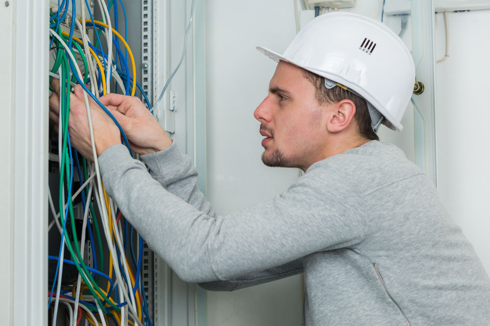 Electrician in Woodburn, Iowa