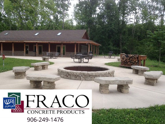 Concrete products in Munising, MI