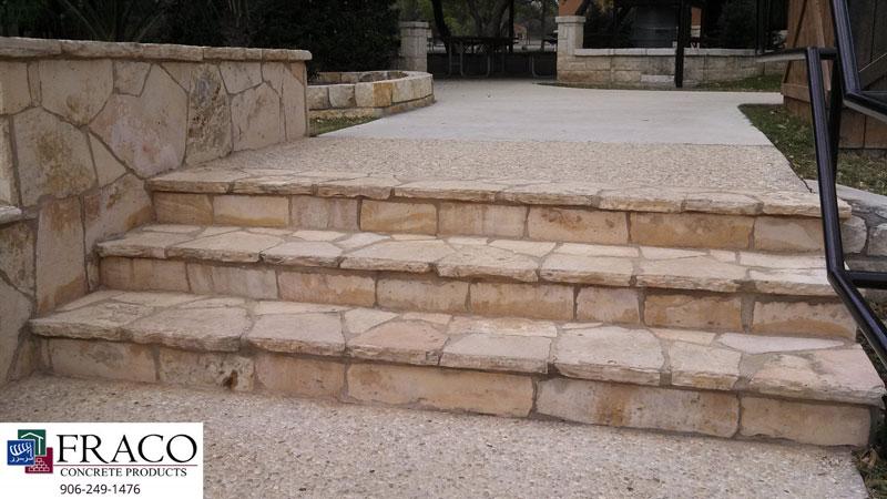 Concrete products in Munising, MI