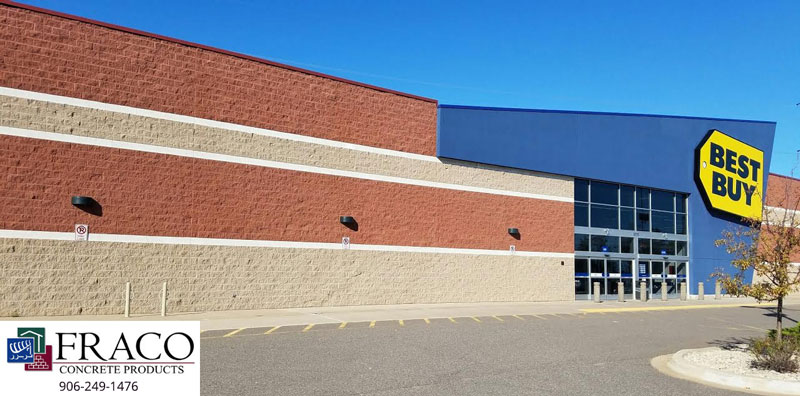 Concrete reinforcements in Marquette, MI