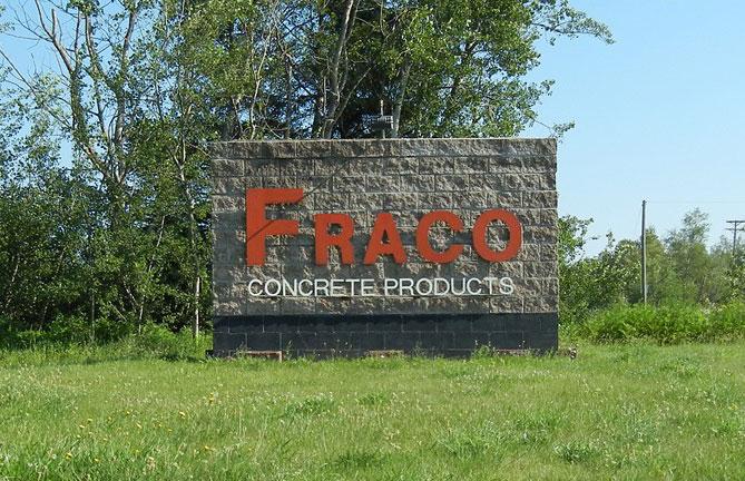 Concrete products in Marquette, MI