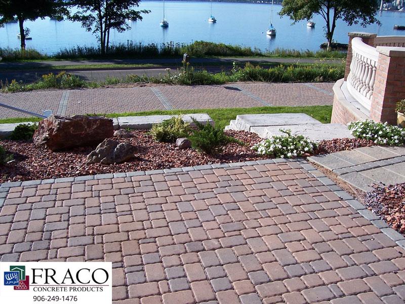 Landscaping brick in Harvey, MI